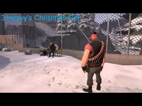 Tf2 Best Top 5 Source Film Maker Movies #5 [Christmas Special]
