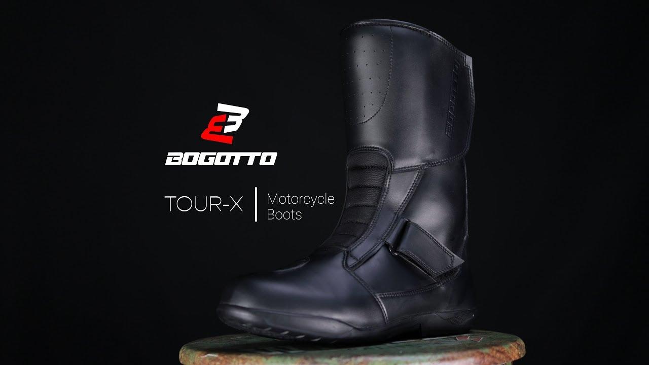 Stivali da moto Bogotto Tour-X