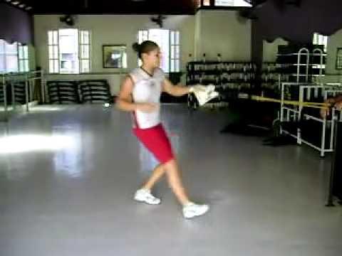 Preparação Física Jiu-Jitsu e Judô - Exercício específico c elástico