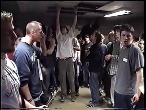 Proud Youth - Live in Eupen / Belgium 1999