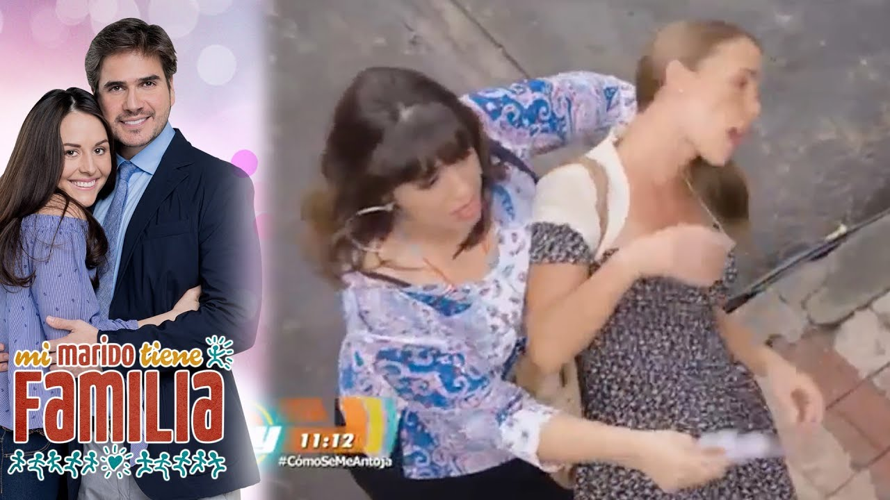 Mi marido tiene familia | Avance 02 de agosto | Hoy - Televisa #1