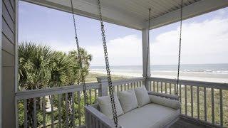 Folly beach Vacation Rental Ocean Front Gypsy Tide