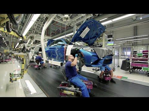 BMW Production Plant Leipzig