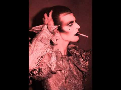 Ashes To Ashes - RIP David Bowie - ZopHopOp (Sacha Toorop)