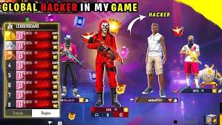 Download I KILLED TOP 1 GLOBAL PLAYER    TOP 1 GLOBAL PLAYER PLAYING WITH HACKER   GLOBAL PLAYER CALL ME NOOB
