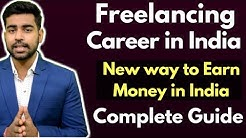 Freelancing | How to make money as Freelancer in India | Dropshipping | Upwork | Hindi | 2018