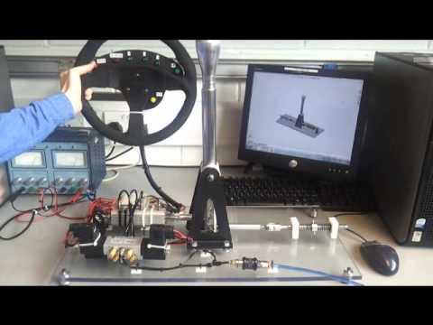Semi Automatic Gear Shift System LYIT