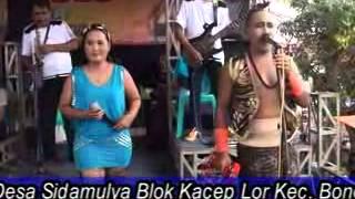 Mangan turu bae - Mimi judes - Sintren dangdut Wong judes Wa kalur Group - Show 9 Juni 2015