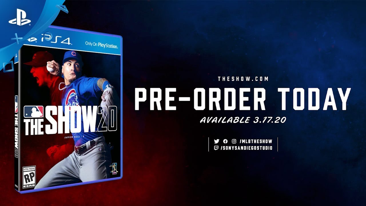 Mlb The Show 2020.Mlb The Show 20 Game Ps4 Playstation