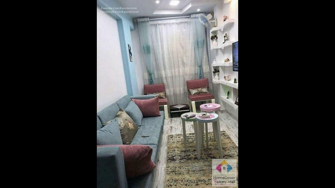 شقة عصرية أنيقة في مساحة 60 متر مربع فقط