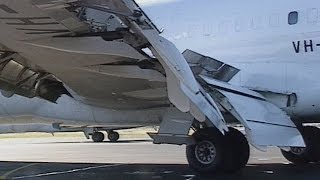 Boeing 727 Flap Sequence