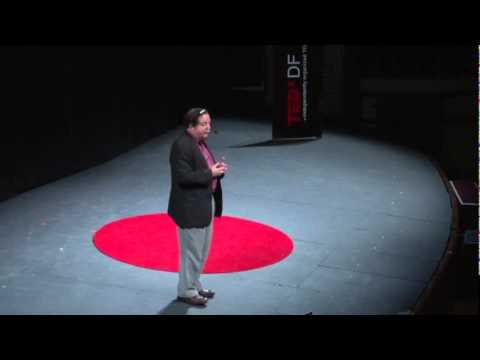 TEDxDF - José Gordon - Imaginantes: El contagio de la creatividad en la educación