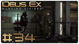 """Deus Ex: Mankind Divided #34 [blind]: Faustkämpfe nach """"Aug""""-Art - Let"""