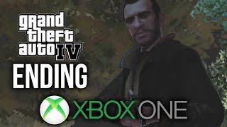 GTA 4 ENDING & CREDITS Xbox One Gameplay Walkthrough Part 35