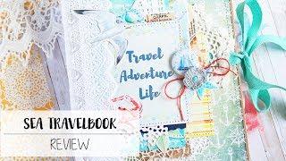 Морской альбом-дневник / Sea travelbook   REVIEW