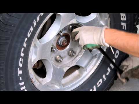 How to Rotate Your Tires and Why
