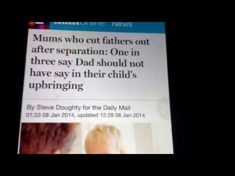 Fathers have no rights!