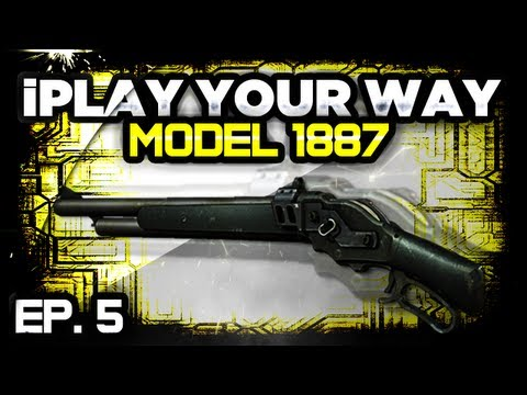 MW3 | iPlay Your Way - Model 1887 & RPG - EP. 5 (Modern Warfare 3 Mutliplayer Gameplay)