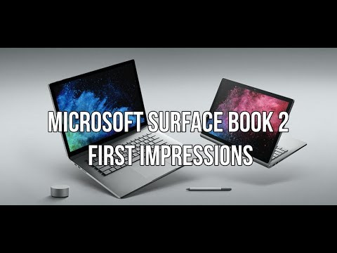 Microsoft Surface Book 2 First Impressions   Digit.in