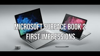 Microsoft Surface Book 2 First Impressions | Digit.in