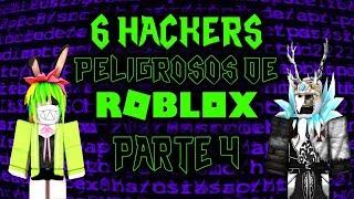 Roblox 6 hackers les plus puissants et dangereux 2019 Partie 4 [Sontix]