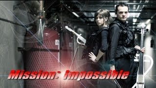 Repeat youtube video Mission Impossible - Lindsey Stirling and the Piano Guys