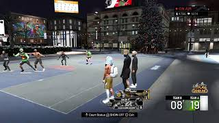 NBA 2K20 Late Chill Stream - Double Rep 3 Hours - Rec Center Godz back at it - BEST Jumpshot Live
