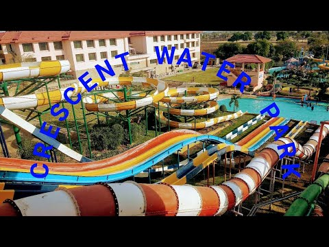 CRESCENT WATER PARK & RESORTS II BEST WATER PARK II KAMPEL ROAD INDORE