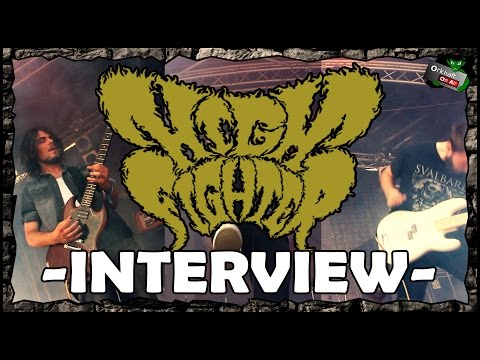 High Fighter - About band, road and privat life (ENG SUB) | #Interview #StraightFromTheUndergounrd