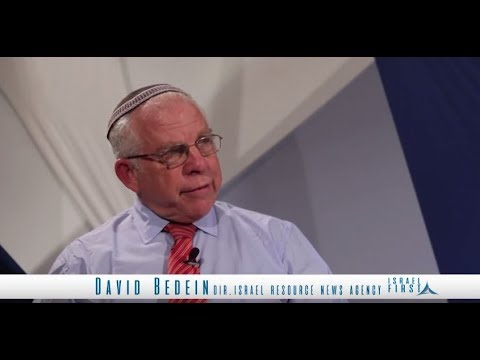 Israel First TV Programme 29 - David Bedein - UNRWA's Misuse of Tax Payers Money
