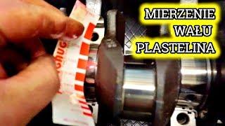 Mierzenie wału plasteliną -PLASTIGAUGE- #Projekt POLEPSHATOR