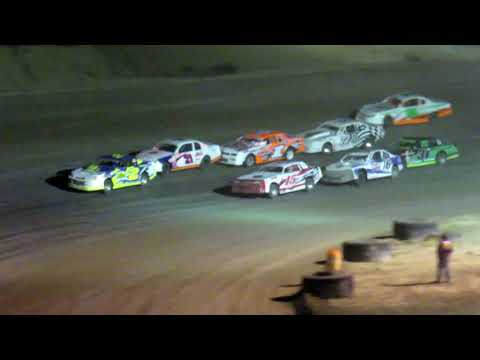 Desert Thunder Raceway I.M.C.A Stock Car Main Event 4/27/18