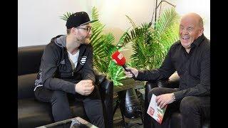 Mark Forster im TV Interview mit Radio VHR