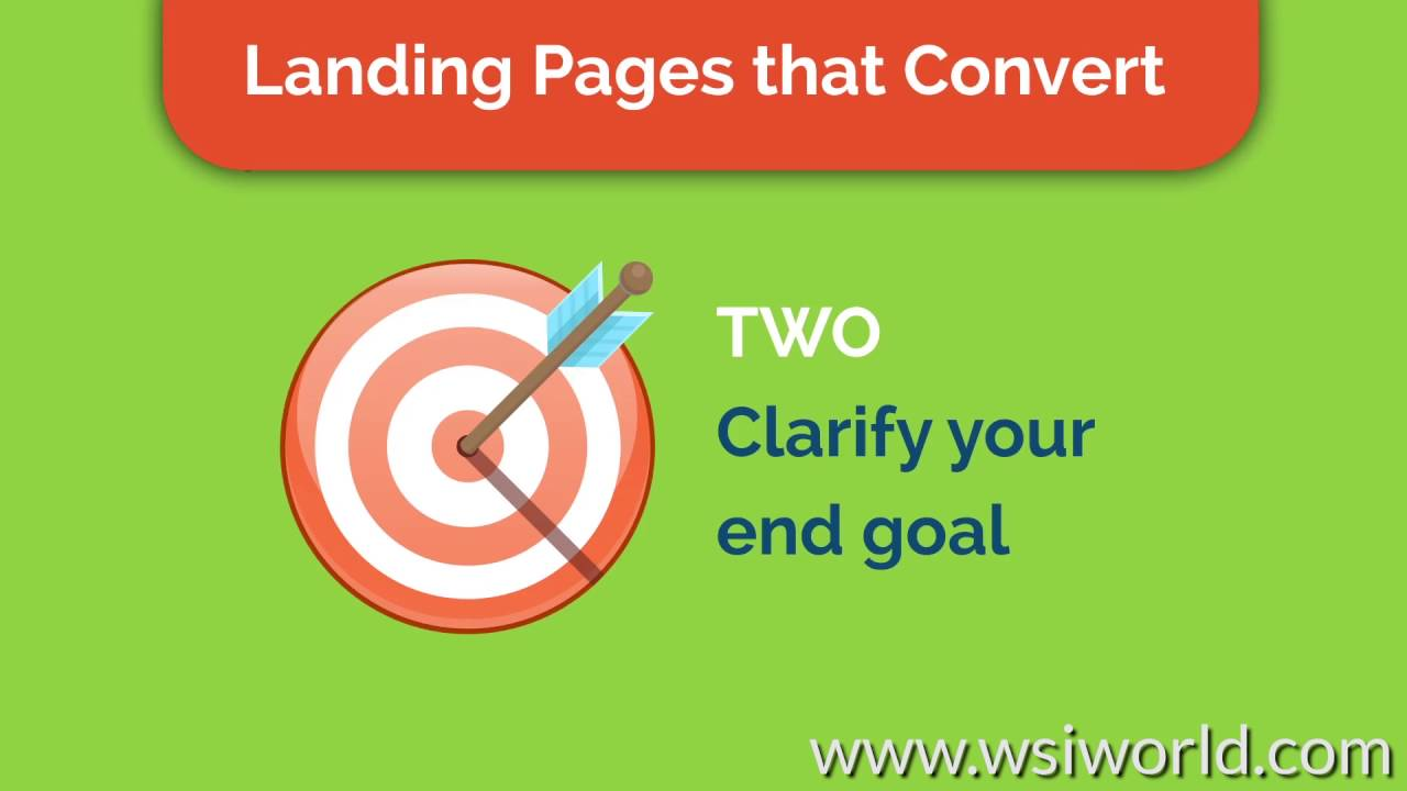 The Anatomy of a Landing Page that Converts - YouTube