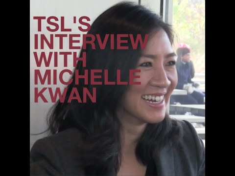 TSL's Interview with Michelle Kwan