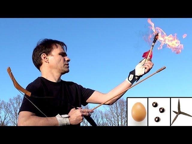 Lars Andersen: The arrow launcher