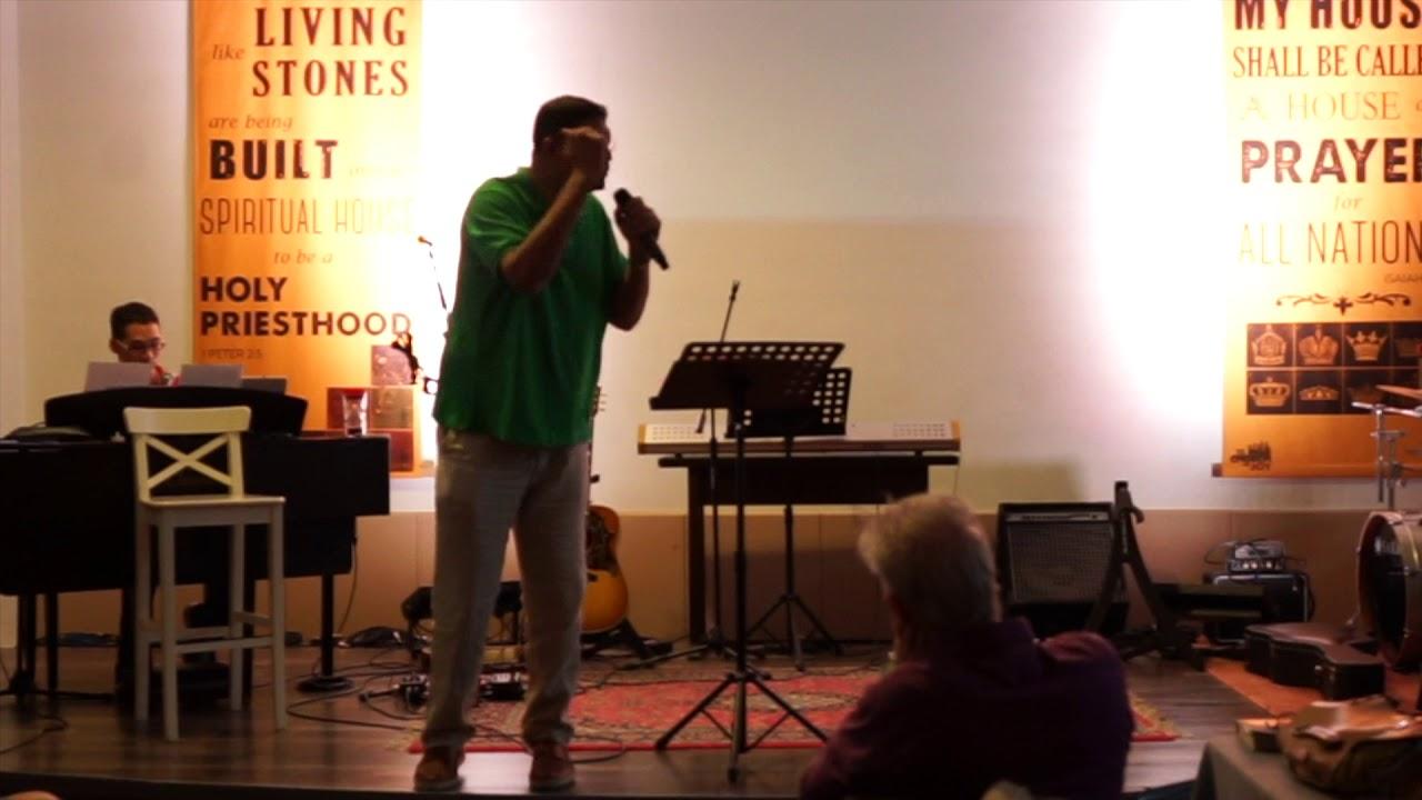 To truly live, think like God | Alex Jacobs 26th Aug 18'