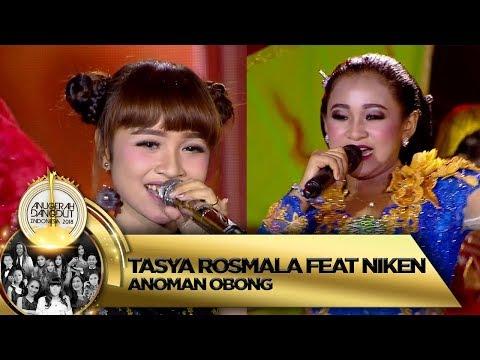 DUET TERDAHSYAT! Tasya Rosmala feat Niken [ANOMAN OBONG] - Anugerah Dangdut Indonesia 2018 (16/11)