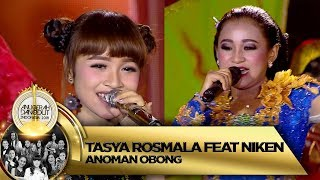 Video DUET TERDAHSYAT! Tasya Rosmala feat Niken [ANOMAN OBONG] - Anugerah Dangdut Indonesia 2018 (16/11) download MP3, 3GP, MP4, WEBM, AVI, FLV November 2018