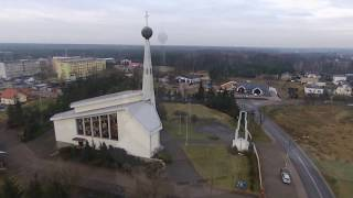 2018-01-02 Dron Skierniewice Rawka Parrot Bebop