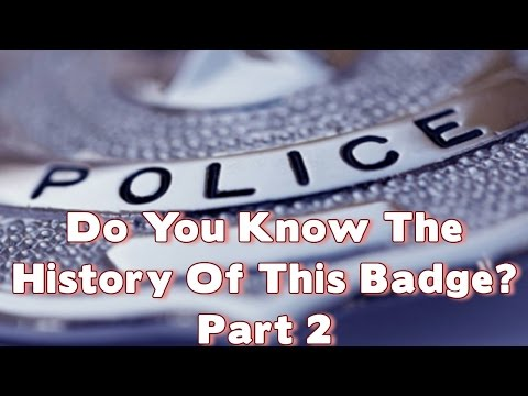 Fun Fact Friday: History Of The Badge Pt. 2