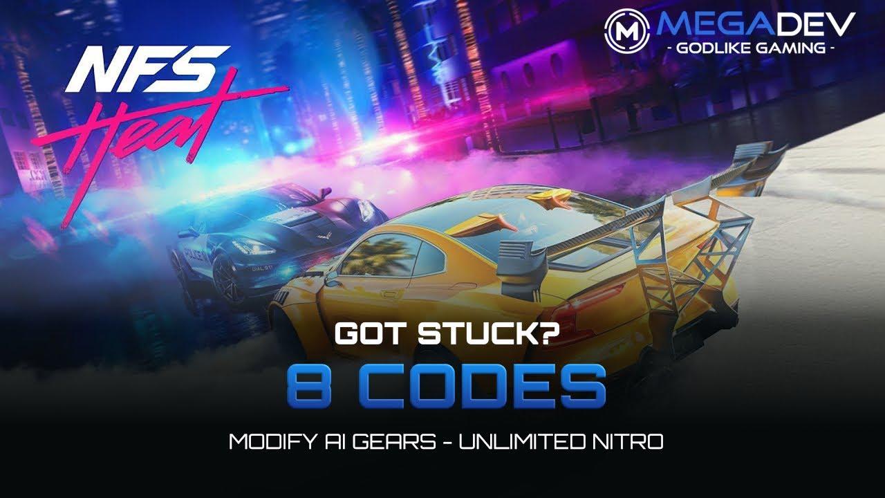 Need For Speed Heat Cheats Offer Unlimited Money Infinite Nitro