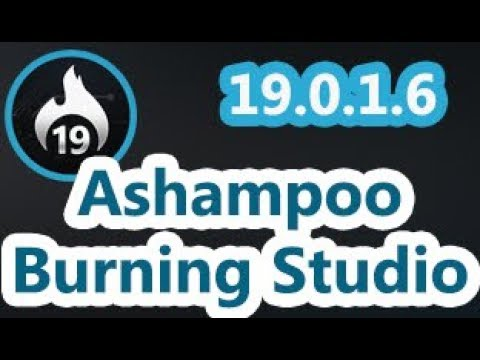 ASHAMPOO STUDIO TÉLÉCHARGER 9 STARTIMES BURNING