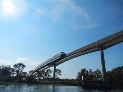 Monorail narrative - Magic Kingdom