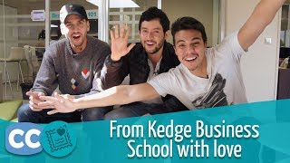 From Kedge Business School with love - Latin America