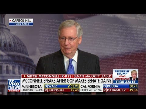 McConnell Cautions Pelosi, Dems: \'Presidential Harassment\' May Not Be Good Strategy
