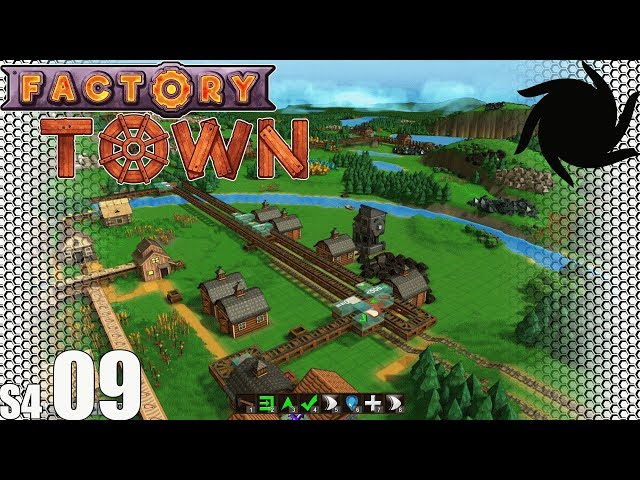 Factory Town - S04E09 - Stone Mine and Updated Delivery
