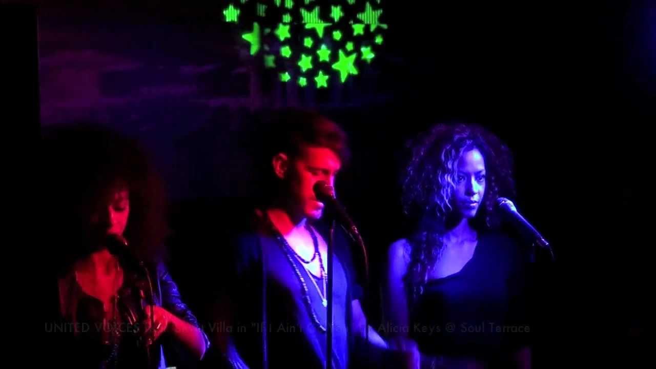 United Voices Live Soul Terrace La Terrazza Di Via Palestro 01 Febbraio 2014