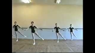 Танцы балет обучение. Урок по классическему балету