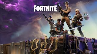 Fortnite Battle Royale {free game} Squad play with friends!